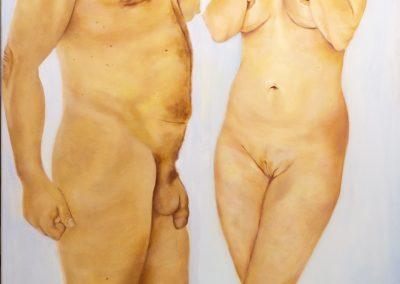 4. en 5.Adam en Eva