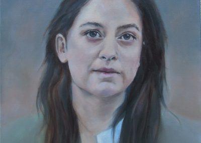 Evelien - Portret